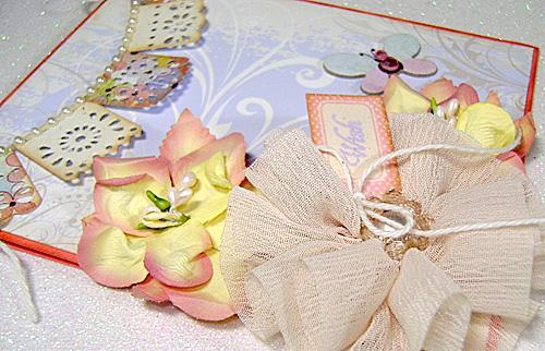 Linda-Free Choice-Wish card-flowers side
