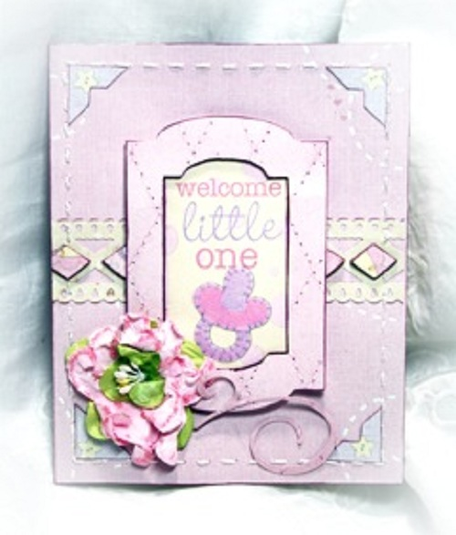 nancy baby card