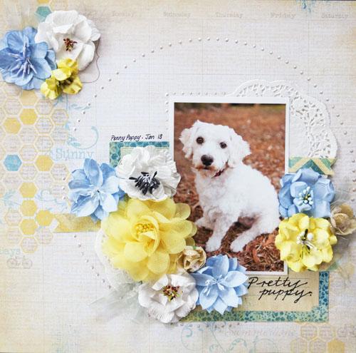 Alicia Barry, Pretty Puppy, Free choice