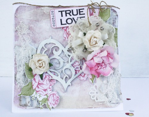 Melinda Thompson - February 2013 - Valentine Card-3