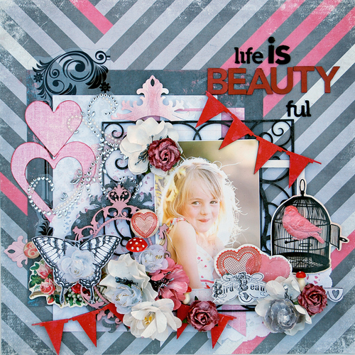 Life is Beautiful -  Trudi Harrison