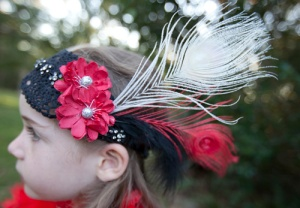 Alicia Barry-Free choice-Great Gatsby head piece 2
