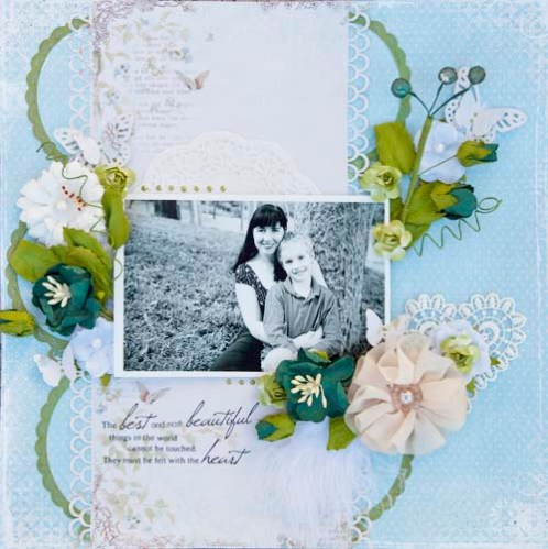 Alicia Barry, Altered frames, Best and beautiful 1