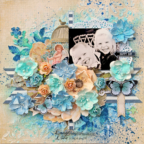 SC#97 Colour Inspiration Challenge_Layout Happy Day_by Trudi Harrison-001