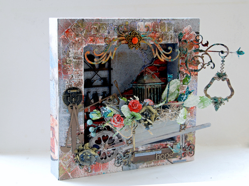 Shadow Box Projec-View 2-Trudi Harrison