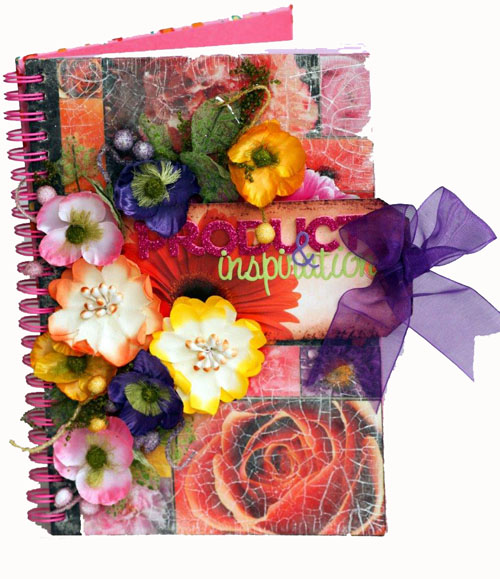 Product and inspiration notebook  new