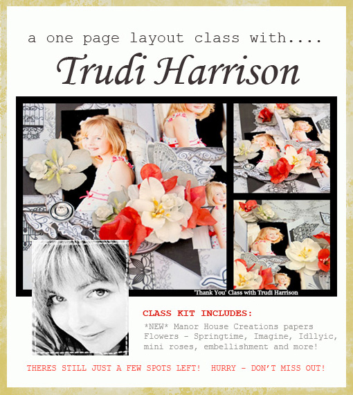 retreat trudi class advert