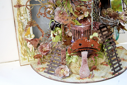 Fantasy Tree House Detail 1