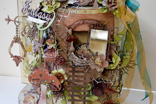 Fantasy Tree House - Detail 2