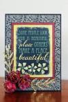 Card Beautiful