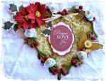 MHC Christmas OTP - Peace Love & Joy