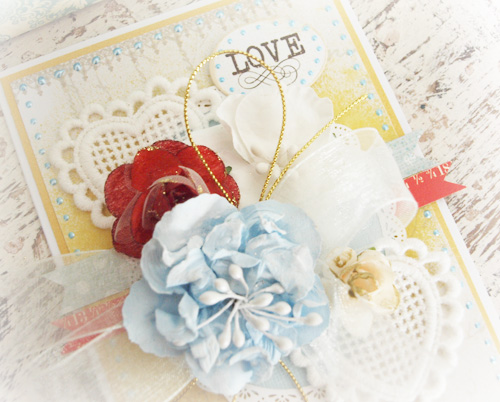 valentines card blue 3