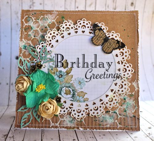 blog Bday Greetings - Card 1