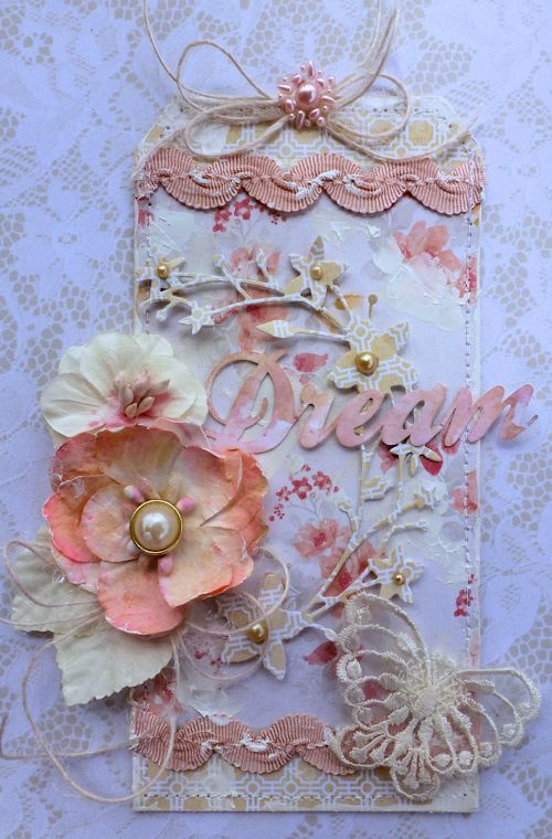 Blog MHC Shabby Tag - Dream